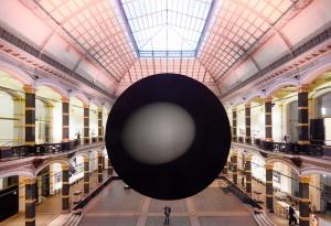 ZERO im Martin Gropius Bau in Berlin. Foto: David von Becker