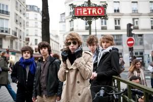 Hugues Lawson-Body, Jeunes Parisiens, © Hugues Lawson-Body