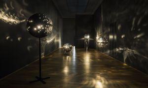 Otto Piene, Geschichte des Feuers, 1968/71, LWL-Museum für Kunst und Kultur. Foto: LWL/Neander © VG Bild-Kunst, Bonn 2015