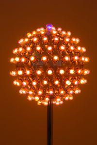 Otto Piene, Electric Rose, 1965, MIT List Visual Arts Center, Cambridge, Massachusetts. Foto: LWL/Neander © VG Bild-Kunst, Bonn 2015