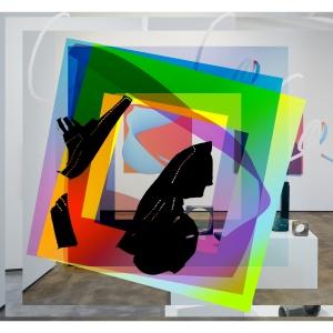Artie Vierkant Image Object, 2011-andauernd UV-Drucke auf Dibond, bearbeitete Dokumentationsfotos