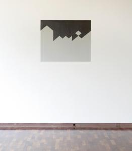 Ulrich Rückriem Talking Head, 2013 © Kunsthalle Bielefeld