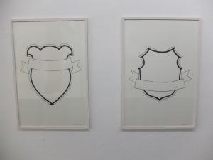 Empty Crest I, II, 2015