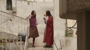 Katarzyna Kozyra, Looking for Jesus, 2012-, Video, Courtesy of the Katarzyna Kozyra Foundation, project supported by ATLAS SZTUKI (PL), W&W A LIMITED LIABILITY COMPANY (DE), PA?STWOWA GALERIA SZTUKI W SOPOCIE (PL), © Katarzyna Kozyra