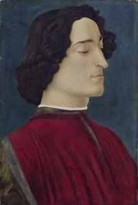 Sandro Botticelli: Giuliano de' Medici, 1478 Staatliche Museen zu Berlin, Gemäldegalerie / Jörg P. Anders