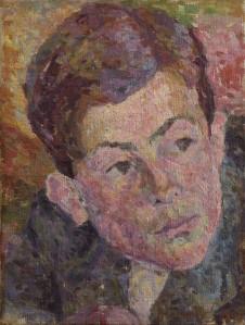 Porträt von Diego, 1919 © Succession Alberto Giacometti (Fondation Alberto et Annette Giacometti, Paris + ADGAP, Paris) 2015