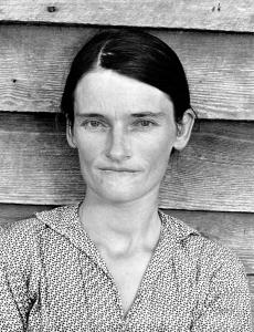 Walker Evans, Alabama Cotton Tenant Farmer Wife, 1936 Private Sammlung