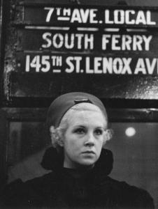 Walker Evans, Subway Portrait, New York, 1938-41 © Walker Evans Archive, The Metropolitan Museum of Art