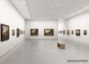 Museum unter Tage Ausstellungsansicht Foto: Eric Polenz, Vervoorts & Schindler Architekten BDA