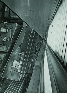 Arthur Leipzig Chase Manhattan, 1961, Vintage, Sibergelatineabzug, 20 x 27,9 cm © Stiftung Situation Kunst