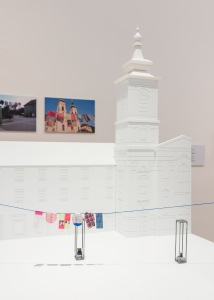 Ausstellungsansicht Foto: David Ertl, 2016 Courtesy Galerie Buchholz Köln/Berlin/New York © VG Bild-Kunst, Bonn 2016