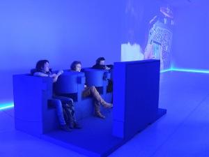 Mainsqueeze (Hug Sofa) Installationsansicht WKV