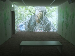 Sticky Drama Installationsansicht WKV