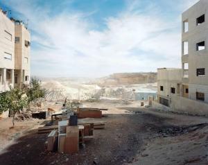Al-Ram Quarry, Kafr 'Aqab, 2011 Inkjet Print, 130,1 x 163,2 cm © Thomas Struth