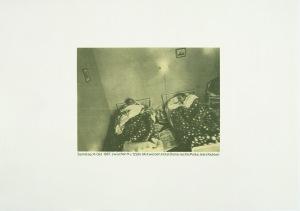 Gerhard Richter Hotel Diana, 1967 Serigrafie, 59,4 x 84 cm Museum Morsbroich, Leverkusen © Gerhard Richter, 2016