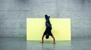 "Videoarbeit ""Minimal Vandalism"" Kay Walkowiak, 2013"
