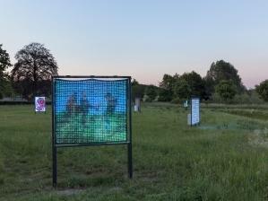 Ei Arakawa, Harsh Citation, Harsh Pastoral, Harsh Münster, © Skulptur Projekte 2017, Foto: Henning Rogge