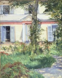 Manet_Haus_Rueil_1882