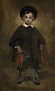Manet_Kinderbildnis_1862