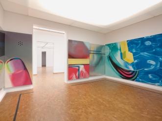 Museum Ludwig, ML, JamesRosenquist, Horse Blinders, ML 01121, Installationsansichten