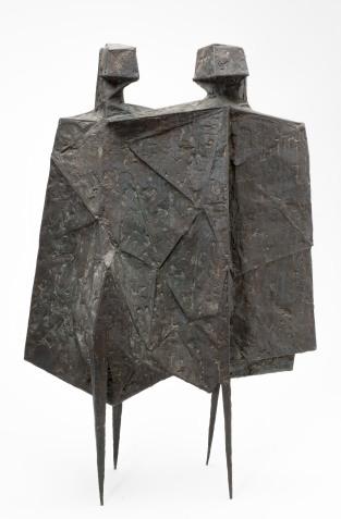 Lynn Chadwick Watcher III 1959 Bronze / Bronze Sprengel Museum Hannover, Kunstbesitz der Landeshauptstadt Hannover Foto / Photo: Herling / Herling / Werner, Sprengel Museum Hannover © The Estate of Lynn Chadwick