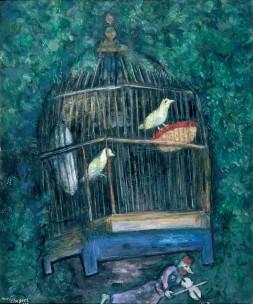 Marc_Chagall__Der_Vogelkaefig__1925__c__VG_Bild-Kunst__Bonn_2018