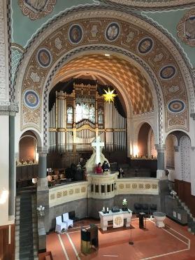 Evangelische Immanuel-Kirche Marten