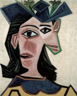 picasso_buste-de-femme-au-chapeau_inv-94-5_RGB