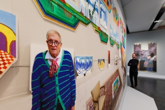 DAVID HOCKNEY im BKF
