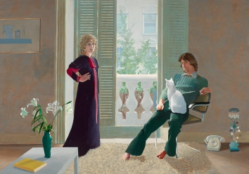 BKF_Presse_David_Hockney_Mr_and_Mrs_Clark_and_Percy_1970-1