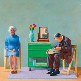 BKF_Presse_David_Hockney_My_Parents_1977