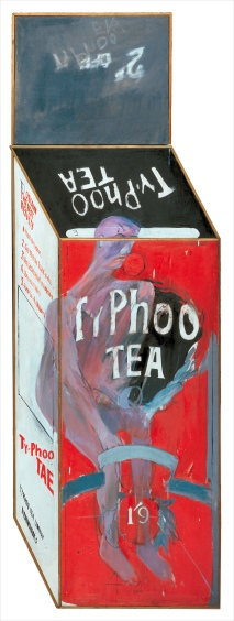 BKF_Presse_David_Hockney_Tea_Painting_in_an_Illusionistic_Style__1961