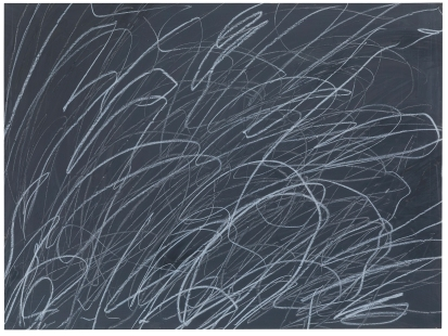 Cy_Twombly__Untitled__1969__OElfarbe__Wachsstift__Sammlung_Prof._Dr._Reiner_Speck__c__Cy_Twombly_Fondation