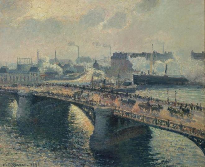 Pissaro-pont-muséeRouen