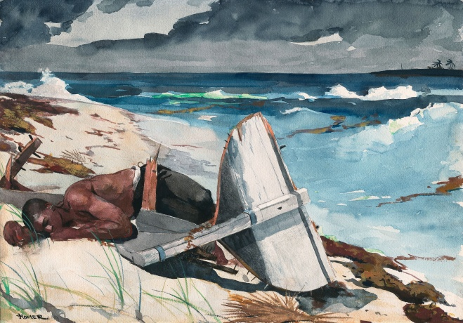 1933.1235 - After the Hurricane, Bahamas