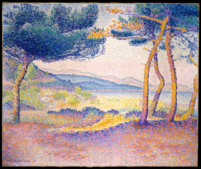 Pines Along the Shore - The Metropolitan Museum of Art